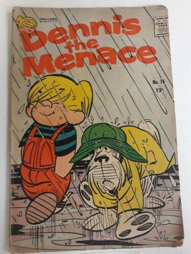 LOT of Silver Age Dennis the Menace Comics