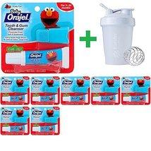 Orajel, Elmo Tooth & Gum Cleanser, 3-24 Months, Fluoride-Free, Fruity Fu... - $84.00