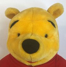 "Mattel Disney Winnie the Pooh 20"" Large Giant Plush Stuffed Animal Bear Yellow - $39.59"