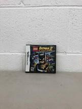 Video Game Nintendo DS Lego Batman 2 Replacement Case 2012 - $2.00