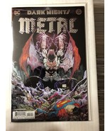 Dark Nights Metal #3 First Print Foil Cover - $9.00