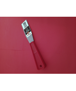 """1-1/4"""" wide Red Devil Economy Putty Knife w/ Plastic Handle Metal Blade - $6.95"""