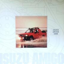 1990 Isuzu AMIGO sales brochure catalog US 90 S XS - $10.00