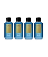 Bath & Body Works Cypress 2 in 1 Hair & Body Wash for Men 10 fl oz  x4 - $37.99