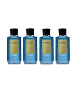 Bath & Body Works Cypress 2 in 1 Hair & Body Wash for Men 10 fl oz  x4 - £27.62 GBP