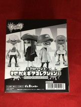 BANDAI Splatoon 2 Kisekae gear Collection 3 Set of 8 pieces BOX (CANDY TOY) - $65.23
