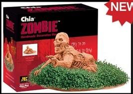 Chia Pet Zombie Dragging Drew Decorative Planter – Watch It Grow! - NIB - $16.87