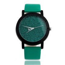 2017 genvivia New Brand Watch Women Men's Fashion Star Minimalist Fashion Watche image 3