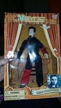 NSYNC COLLECTIBLE MARIONETTE - CHRIS KIRKPATRICK DOLL new - $37.10