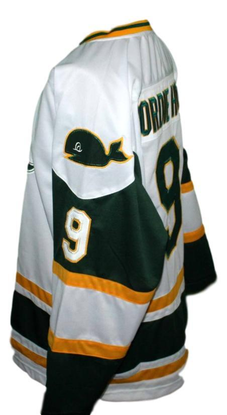 online store 43e94 d77ea Gordie Howe #9 New England Whalers Wha Retro Hockey Jersey New White Any  Size
