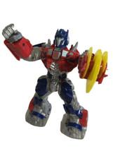 Hasbro Optimus Prime transformer Yellow Saw Does Not Talk - $16.75