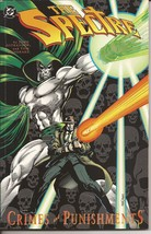 DC The Spectre Crimes And Punishments Graphic Novel Ostrander Mandrake - $11.95
