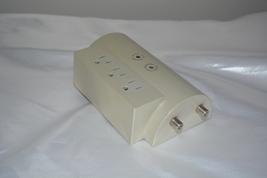 APC PER3C 3 outlet with cable line protection Surge Arrest  - $26.88
