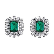 Avon Sparkle Royal Stud Earrings - $16.83
