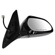 Fits 03-09 Lexus GX470 Right Pass Mirror Power Non-Painted Black w/Heat, Memory - $89.05