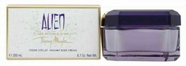 Alien By Thierry Mugler Les Rituels D'Or France Radiant Body Cream 6.7 oz New - $49.49