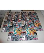 Lot of 20 1990 Fantastic Four Comics 347 from Marvel Comics Arthur Adams  - $14.85