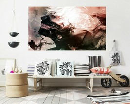 3D Tokyo Ghoul Cool T749 Japan Anime Wall Stickers Vinyl Wall Murals Wall Sunday - $27.34+