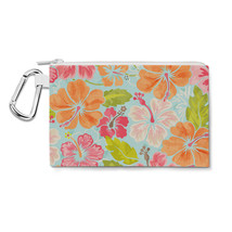 Aloha Canvas Zip Pouch - $15.99+