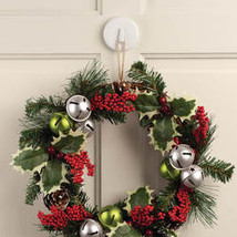 Magnetic Wreath Hanger - $7.74
