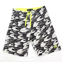 Nike Swim Short Men Boardshorts Size 28 - 30 Waist Swimming Unlined Trun... - $21.75