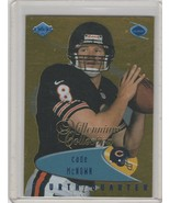 1999 Collector's Edge Odyssey Millennium Collection Blue #187 Cade McNown  - $3.00