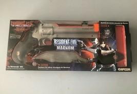 Nintendo Wii Resident Evil Darkside Chronicles Magnum Gun & Knife w/ Retail Box - $137.15