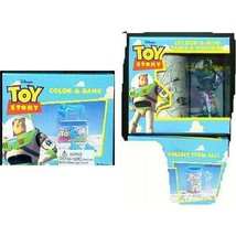 Disney - Toy Story 1 - Buzz Lightyear -  Bank  and  Mug set  first release - $19.99