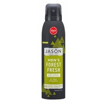 Deodorant Spray, Forest Fresh 3.8 Oz by Jason Natural Products - $5.50