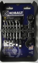 Kobalt 22965 7pc. SAE Short Combination Wrench Set 12pt. - $31.68