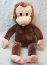 """Applause VERY SOFT CURIOUS GEORGE MONKEY 16"""" Plush STUFFED ANIMAL Toy - $19.80"""