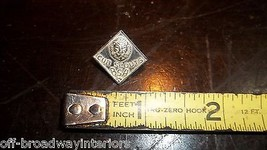 Fraternal Boy Scouts BSA Cub Scout pin  Vintage Pin LION HEAD Pre WW2 Ma... - $52.92