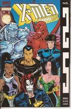 Marvel X-Men 2099 A.D. #25 Action Mutants Adventure - $2.95