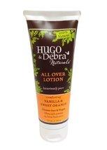 Hugo Naturals All Over Lotion - Vanilla & Sweet Orange, 236ml/8oz - $16.30