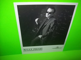 Billy Price And The Keystone Rhythm Band Original Press Photo Blues Rock... - $10.90