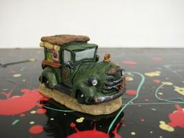 Ted E's Bearcedes Truck Boyd's Bear Village Resin Miniature  - $12.25