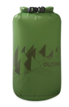 Outdoor Research Grafik Geoworld 10L-Liter Dry Sack Leichte Wasserdichte... - $24.42 CAD