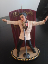 "The King of Rock and Roll Play's ""All Shook Up"" Ornament image 1"