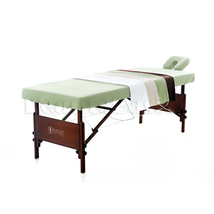 3-pc Microfiber Massage Table Sheet Set - BT610... - $49.96