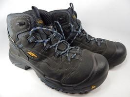 Keen Braddock Mid Top Size: 12 M (D) EU 46 Men's WP Soft Toe Work Boots 1014605