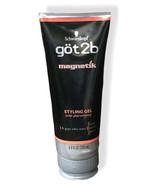 Schwarzkopf Got2b Men Magnetik Styling Gel w/ Pheromones 6.8oz Original ... - $39.48