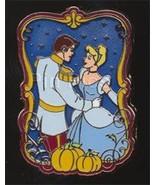 Disney Cinderella and her Prince Dancing among the Pumpkins pin - $11.75