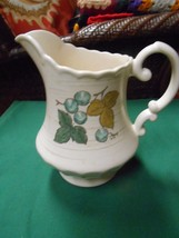 VERNON WARE by Metlox VINEYARD Made in California Large PITCHER - $17.41