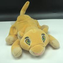 Walt Disney Store Plush Bean Bag Stuffed Animal The Lion King Vintage Nala Girl - $15.84