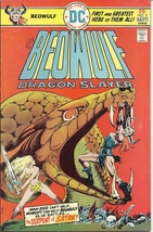 (CB-11) 1975 DC Comic Book: Beowulf #3 - $7.00