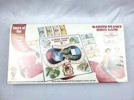Vintage 1978 Karter Peanut Shell Game Political President Taxpayer Game ... - $64.34