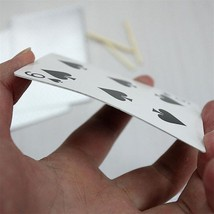 Toothpick Match On Trick Fashion Close-Up Magic Incredible Floating Card - 1 Set image 2