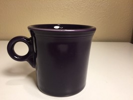 Fiesta Purple Heather  Ring Handle Coffee Mug   HLC Fiesta USA - $12.19