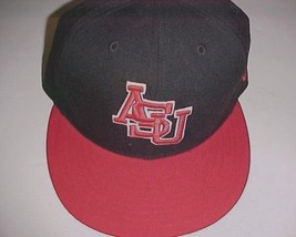Arkansas State Red Wolves Logo NCAA Adult Unisex Black Baseball Cap 7 1/... - $22.27