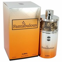 Ajmal Fantabulous by Ajmal 2.5 oz 75 ml EDP Spray Perfume for Women New in Box - $52.75